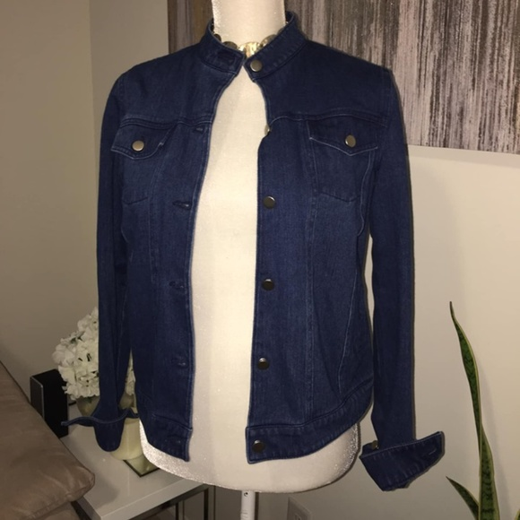 J. McLaughlin Jackets & Blazers - J.Mclaughlin jacket jeans size Small